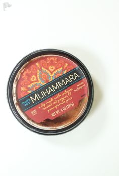 The Ultimate List of the Best Vegan Products at Trader Joe's muhammara