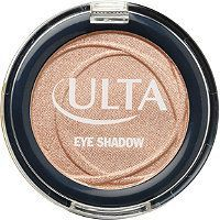 ULTA Eyeshadow in In The Buff - your standard nude eyeshadow. minimal fallout, goes on smooth and lasts 5+ hours with primer before it starts to crease.