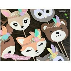 Baby shower cake animal woodland party 25 Ideas for 2019 Animal Birthday, Baby Birthday, First Birthday Parties, Baby Shower Centerpieces, Baby Shower Decorations, Baby Shower Themes, Woodland Party, Woodland Forest, Forest Animals