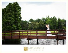 Limelight Photography, www.stepintothelimelight.com, Wedding, Avila Golf and Country Club, Florida, Bridge, Bride, Groom, Wedding Dress, White, Black, Green, Blue