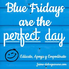 Blue Friday!!