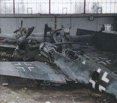 Messerschmitt Bf 109 K-4 Nuremberg April 1945.