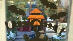 Semana del Terror en la Sala Infantil-Juvenil de la Biblioteca Central de Móstoles. Octubre 2015