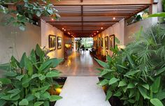 Sarasvati Gallery – Dea Villas – 5 villas, 1, 3, and 4 bedroom options, Canggu, Bali