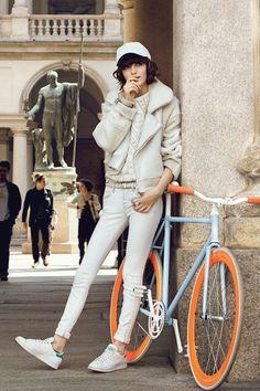 STAN SMITH ADIDAS | STREET STYLE - Mes Voyages à Paris