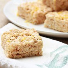 Recipe: Lemonade Rice Krispies® Treats Recipe