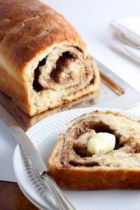 Cinnamon swirl bread... We have a bread company called Great Harvest... does this bread. It's killer.