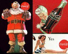 [Coke code 312] 코카-콜라가 탄생시킨 산타클로스! 당시 산타클로스를 그린 화가 헤든 선드블롬의 멋진 작품들 소개합니다~ 엄청난 인기의 스프라이트 보이와 예스걸도 그의 작품이라는 놀라운 사실! 알고 계셨나요?