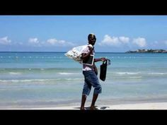 Jamaican 'Andre Atkinson' - works the beach on Bloody Bay in Negril Jamaica. Sells cigarettes, cigars and sunshades for a living.... Visit us on Facebook:  https://www.facebook.com/groups/MusicSongsAlbumsVideosArtists
