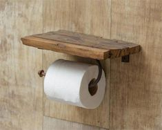 country Bathroom Decor Toilet Paper Holder The decoration of the house is similar to an exhibit space that reveals our very own tastes and design ideas and we natu. Rustic Bathroom Lighting, Rustic Bathroom Vanities, Modern Bathroom, Small Bathroom, Master Bathroom, Bathroom Ideas, Bathroom Makeovers, Rustic Lighting, Bathroom Designs