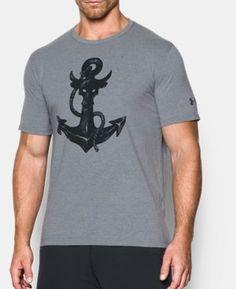 34b8f0774 Men s UA x Project Rock Anchor T-Shirt LIMITED TIME  FREE U.S. SHIPPING 1