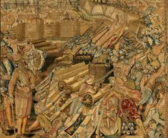 La toma de Calais por España en 1596  http://revistadehistoria.es/la-toma-de-calais-por-espana-en-1596/