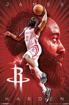 Enter our time-limited give-away and win a Free NBA jersey Now! Houston Rockets Shirt, Houston Rockets Players, Houston Rockets Basketball, Logo Basketball, Nba Players, Basketball Players, Nba Rockets, Rockets Logo, Street Basketball