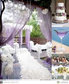 1000 Images About Luxe Lavender On Pinterest Lavender Weddings Lavender And Purple Wedding