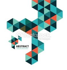 vector colorful pattern with geometric shapes | Makes me happy ...