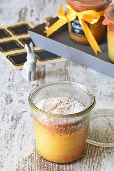Eierlikörkuchen auf Vorrat? Kein Problem mit diesem Rezept für Eierlikörkuchen im Glas. Super saftig auch für lange Zeit und einfach herzustellen.