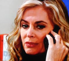 Ashley calls Abby and tells her of Billy's accident, although she downplays the seriousness of his condition.  She tells Abby and Ben to stay on their honeymoon  and she would call them with  any updates on his condition.
