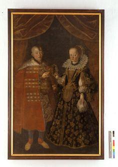 Esterházy Pál, Esterházy Orsolya 1625