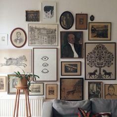 Fine Little Day x VSCO Cam® x VSCO Grid℠   blog   VSCO   - Art wall.