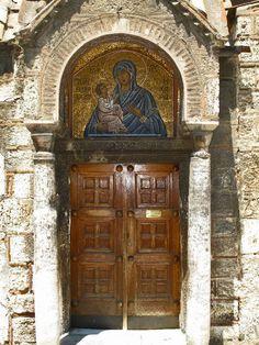 Kapnikarea Byzantine Church, Ermou Street