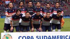 San Lorenzo batió a La Guaira y se transformó en rival de Palestino en la Copa Sudamericana - Cooperativa.cl