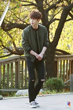Seo​ Kang​ Joon / Baek In Ho foul-tempered @ tvn [Cheese in the Trap] 2016 Jan