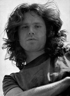 Morrison. First time I saw a picture of him looking hungover. Ever.
