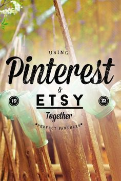 @juliegrandbois talks with @jeffsieh about how she has mastered the art of combining both the Etsy and Pinterest platforms to create her small business.