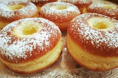Hungarian Recipes, Churros, Sweet Desserts, Bagel, Doughnut, Oreo, Donuts, Food And Drink, Favorite Recipes