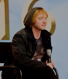 Rupert Grint // A Celebration Of Harry Potter at Universal Orlando (January 30th, 2016)