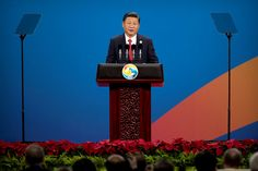 Xi Jinping Positions China at Center of New Economic Order