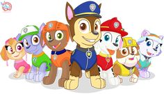 The PAW Patrol as a group vector by RainbowEevee-DA on DeviantArt Paw Patrol Rocky, Zuma Paw Patrol, Rubble Paw Patrol, Nick Jr, Paw Patrol Stickers, Paw Patrol Coloring Pages, Dog Playpen, Alvin And The Chipmunks, Nickelodeon