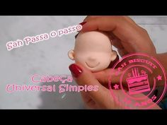 Sah Passa o passo - Cabeça universal simples - Sah Biscuit Especial 15 anos #1 - YouTube