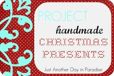 Just Another Day in Paradise: Project Handmade Christmas Presents: Truffle Hot Chocolate Mix Handmade Christmas Presents, Diy Presents, Homemade Hot Chocolate, Hot Chocolate Mix, Sugar Scrub Diy, Sugar Scrubs, Christmas Projects, Christmas Ideas, Christmas Time