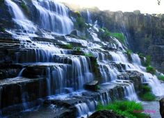 Magnificent beauty of Pongour Waterfall, Vietnam | Exotic Voyages