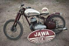 JAWA bikes from Czechia #motorcycles #motorbikes #Czechia