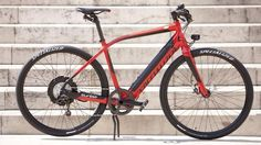 The Specialized Turbo is the awesomest hybrid. Trust us, you want one.