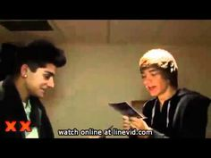 The X Factor 2010   Zayn Malik VS Liam Payne from One Direction QuickFire Questions