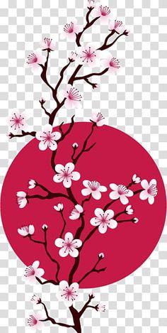 Cherry Blossom Drawing, Cherry Blossom Watercolor, Cherry Blossom Background, Sakura Cherry Blossom, Cherry Blossom Wallpaper, Sakura Haruno, Japanese Background, Skateboard, V Model