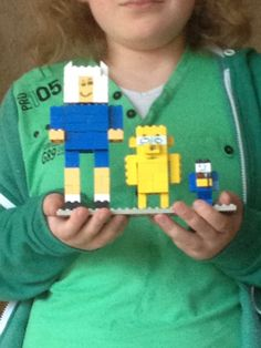I present to you Adventure Time Lego - Imgur