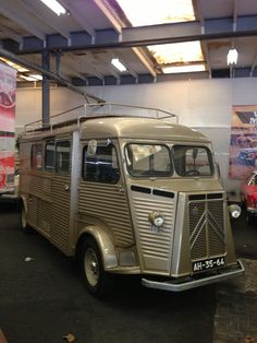 our 1959 hy camper