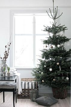 Scandinavian Christmas.