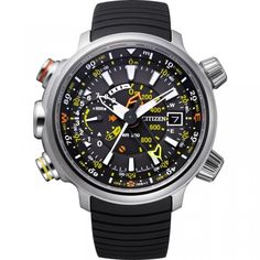 CITIZEN BN4021-02E Promaster Land Altichron outdoorové hodinky
