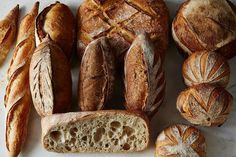 How to Make Pretty Bread like a Pro: Score big point with these beautiful patters. #food52