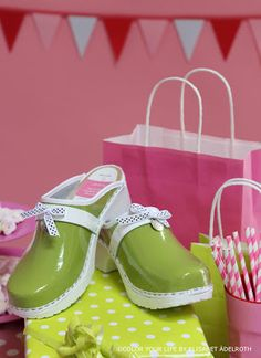 Color your life by Elisabet Ädelroth:   Our new clogs spring 3013