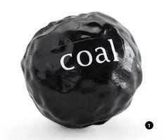 Orbee-Tuff Lump of Coal Ball