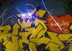 20 Badass Pieces of Pokemon Graffiti | SMOSH