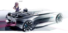 BMW M Zero - Thesis project on ID Magazine