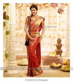 Have u seen me in a saree - Kajal Agarwal -
