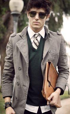 men's fashion style….